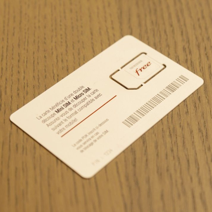 borne carte sim free Bornes Free | Découvrez nos services