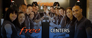 Liste des Free centers