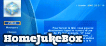 homejukebox